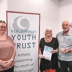 Volunteer of the Month - Trish & Gary Hilyard