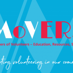 MoVERS - Managers of Volunteers - Education, Resources, Sharing