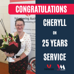 25 Years of Service!