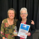 Volunteer of the Month - Joy Fletcher