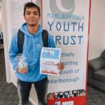 YOUTH WEEK - Volunteer of the Month - Lakshay Negi