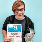 YOUTH WEEK - Volunteer of the Month - Shay Martin