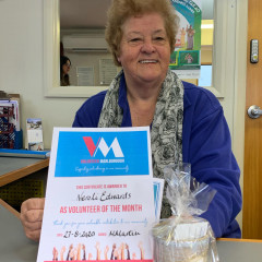 Volunteer of the Month - Neroli Edwards