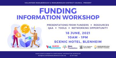 Funding Information Workshop