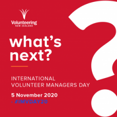 International Volunteer Managers' Day 2020