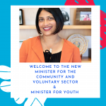 Welcome, Honourable Priyanca Radhakrishnan